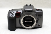 Canon EOS 10 Silver Edition Body Front View
