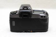 Canon EOS 10 Silver Edition Body Back View