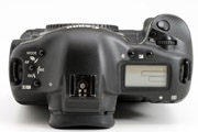 Canon EOS 1Ds Mark II Top View