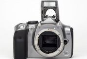 Canon EOS 300D Body Front View