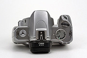 Canon EOS 300V Body Top View