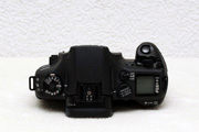 Canon EOS 30V Date Body Top View