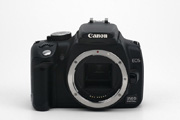 Canon EOS 350D Body Front View