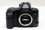Canon EOS 3 Body Front View