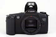 Canon EOS 500N Black Edition Body Front View