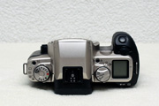 Canon EOS 50E Body Top View