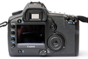 Canon EOS 5D Body Back View