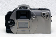 Canon EOS IX Body Back View