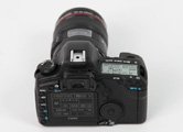 Canon EOS 5D Mark II USB miniature edition rear view