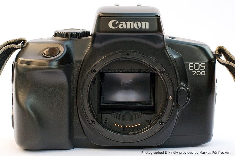 Canon EOS 700 Specifications